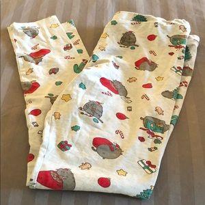 Pusheen Christmas Leggings